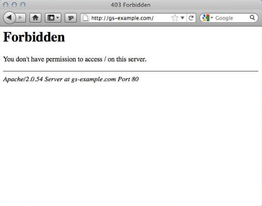 Tutorial Mengatasi Error 403 Forbidden Pada Website Anda