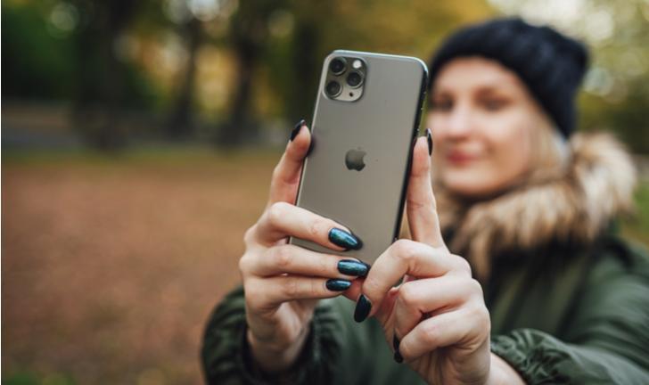 Celular com câmera boa