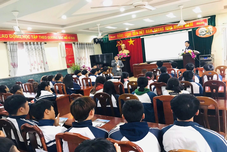 Chương trình JAVICO tổ chức về tư vấn du học Nhật Bản