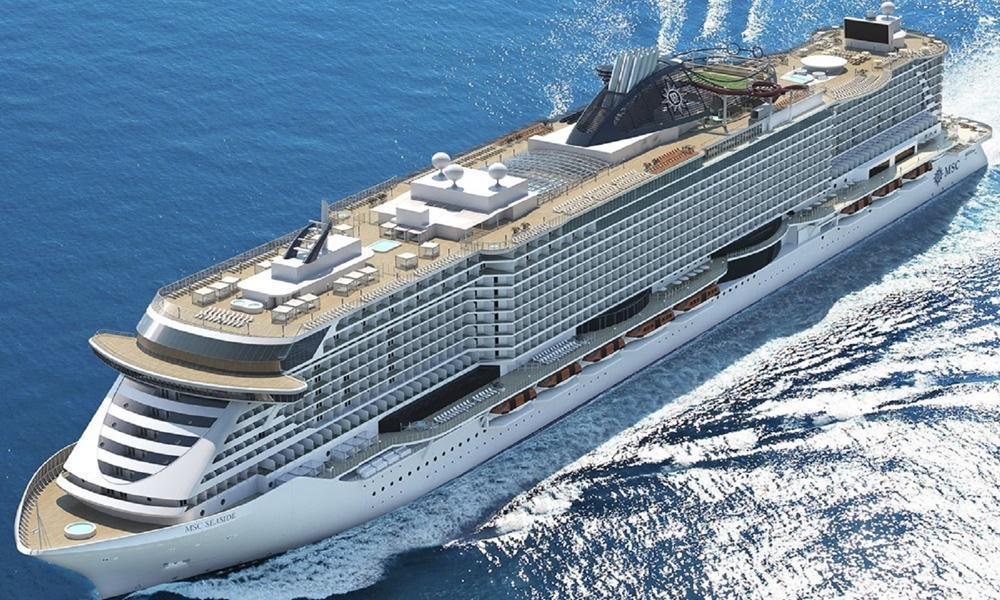 MSC Cruises - Ships and Itineraries 2020, 2021, 2022 | CruiseMapper