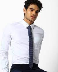 Buy Navy Blue Ties for Men by NETWORK Online | Ajio.com