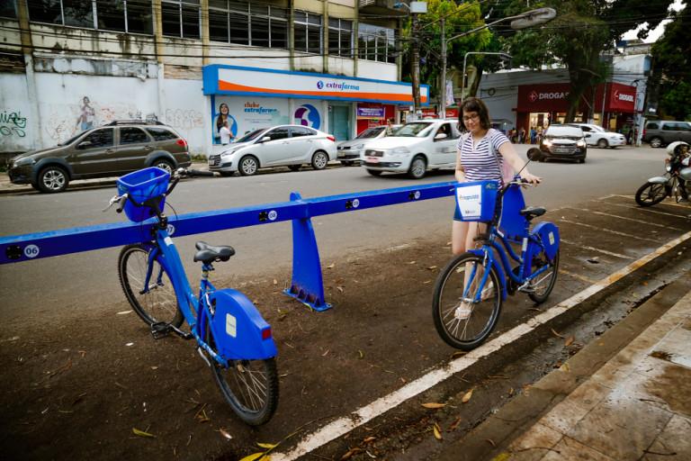 Programa Bike Belém, que funcionava há quatro anos, encerrou as atividades em junho de 2020. (Fonte: Prefeitura Municipal de Belém)