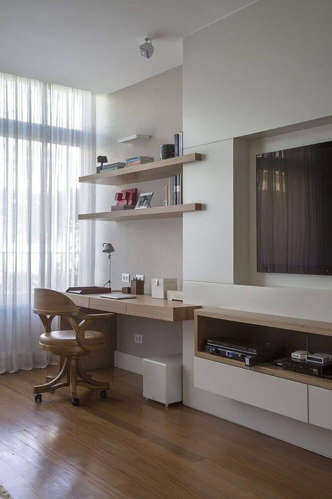 Móveis planejados para apartamento - escritório