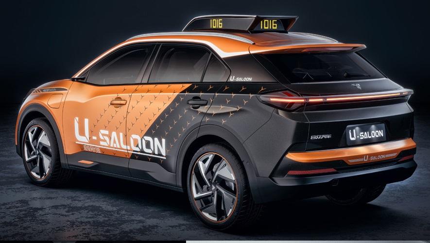 Нова модель авто для використання в сфері таксі - Зображення 3