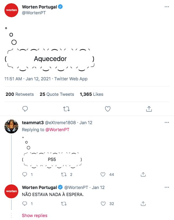 tweets engraçados