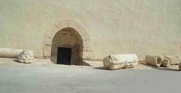 مدخل الدير1