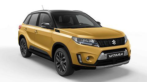 10 SUV-uri noi pe care ți le poți cumpăra cu mai puțin de 20.000 de euro - Suzuki Vitara Hybrid