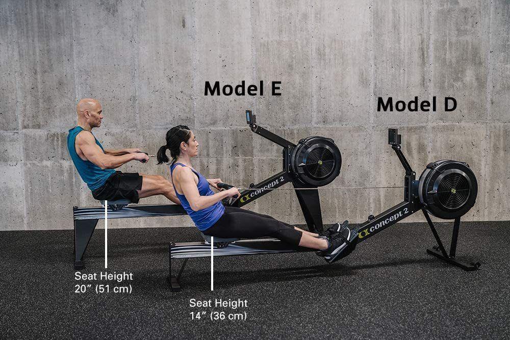 Concept 2 Model D and E