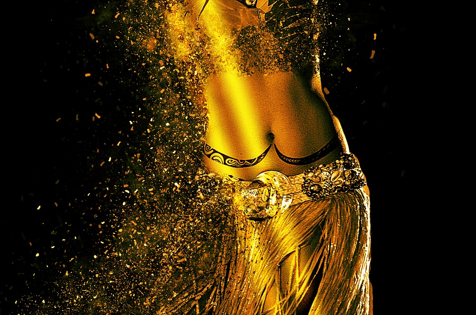 Arabic Belly Dance - One Art Form To Break All The Stereotypes