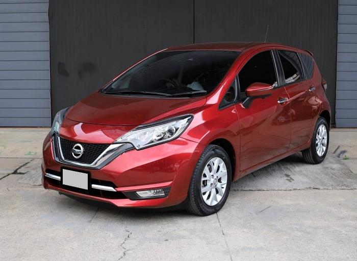 Nissan Note รถมือสองราคาดี 4-5 แสนบาท