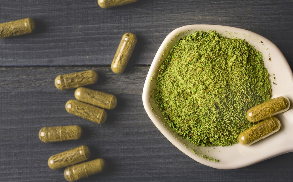 differences between kratom powder and extract