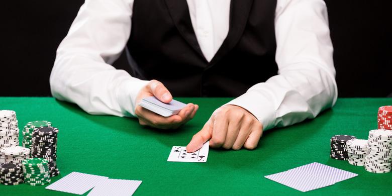casino dealer
