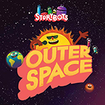 StoryBots Outer Space EP album cover