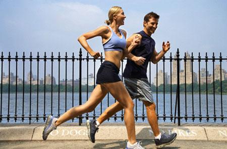 Thay đổi có lối sống lành mạnh hơn, tập thể dục thường xuyên.