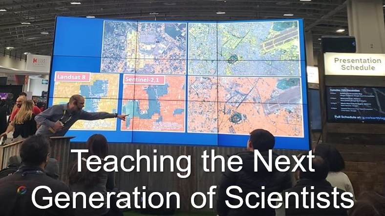 teaching the next generation of scientists