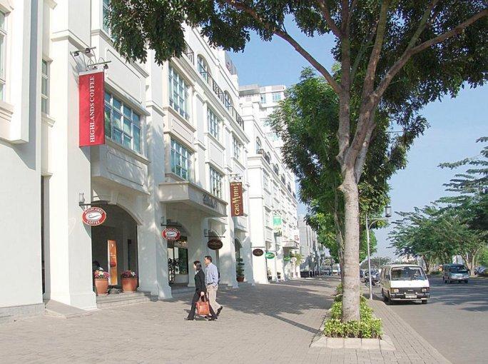 Bất động sản Phú Mỹ Hưng đem lại lợi nhuận cao từ cho thuê