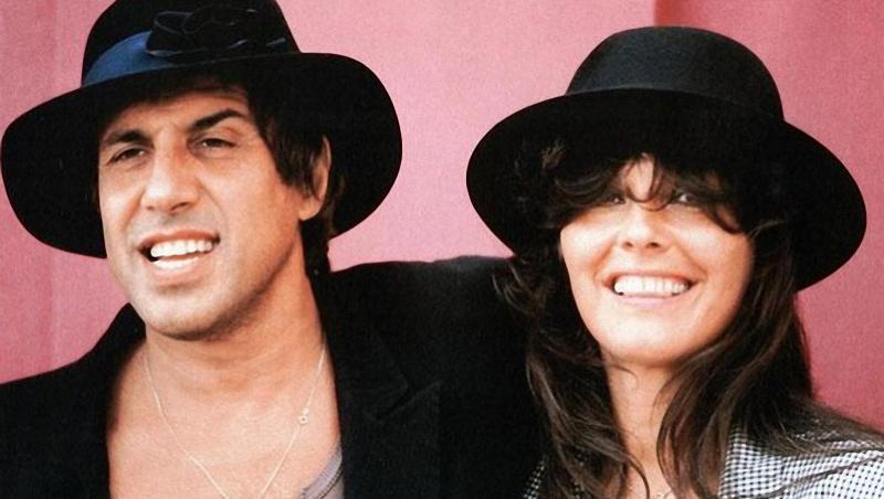 Adriano Celentano and Claudia Mori 13