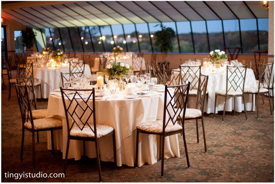Gorgeous country club wedding venues in north