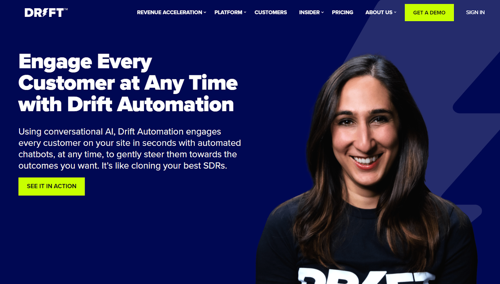 Drift - Chatbots for Sales Automation