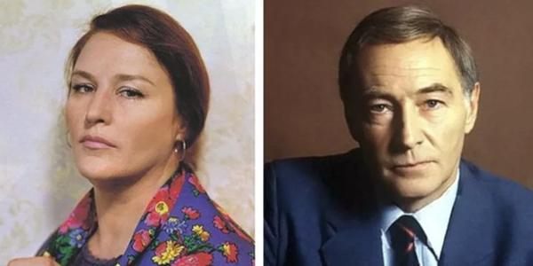 Вячеслав Тихонов супруга Нонна Мордюкова