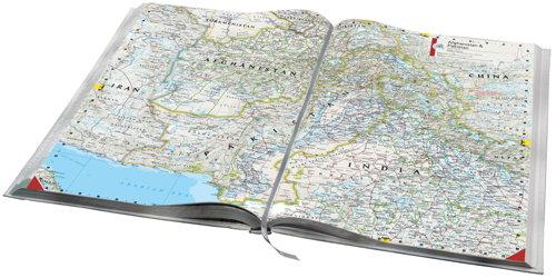 The Map Room - Review: National Geographic Atlas of the World, Ninth Edition