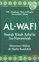 Al-Wafi, Menyelami Makna 40 Hadist Rasulullah | RBI