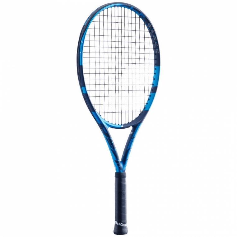 Детская теннисная ракетка Babolat Pure Drive Junior 25 blue 2021