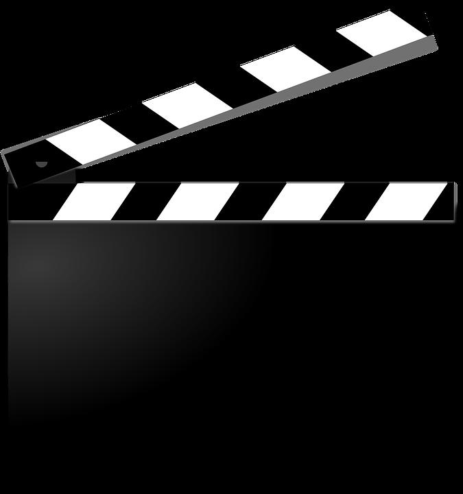 Vector gratis: Claqueta, Película, Corte, Cine - Imagen gratis en ...