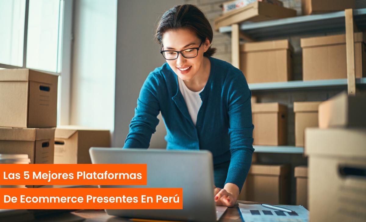 Mejores plataformas de ecommerce en Perú