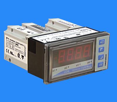Bộ chuyển tín hiệu 4-20mA, 0-10VDC, K, PT100 sang Relay