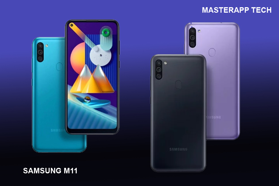 Galaxy M11 Camera and Screen Specification