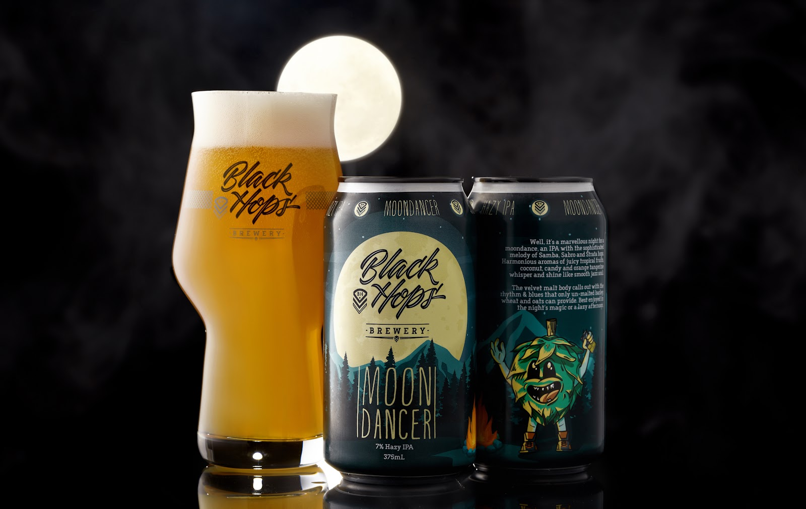 Black Hops Moondancer