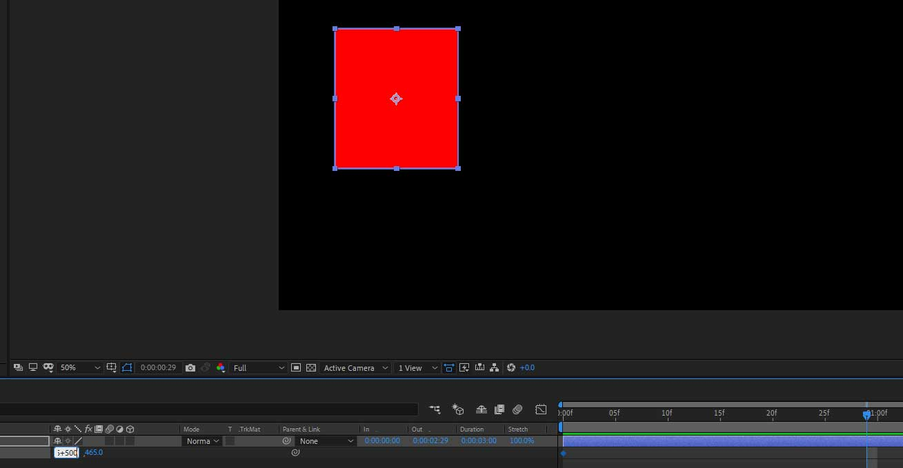 uncommon tricks in after effects