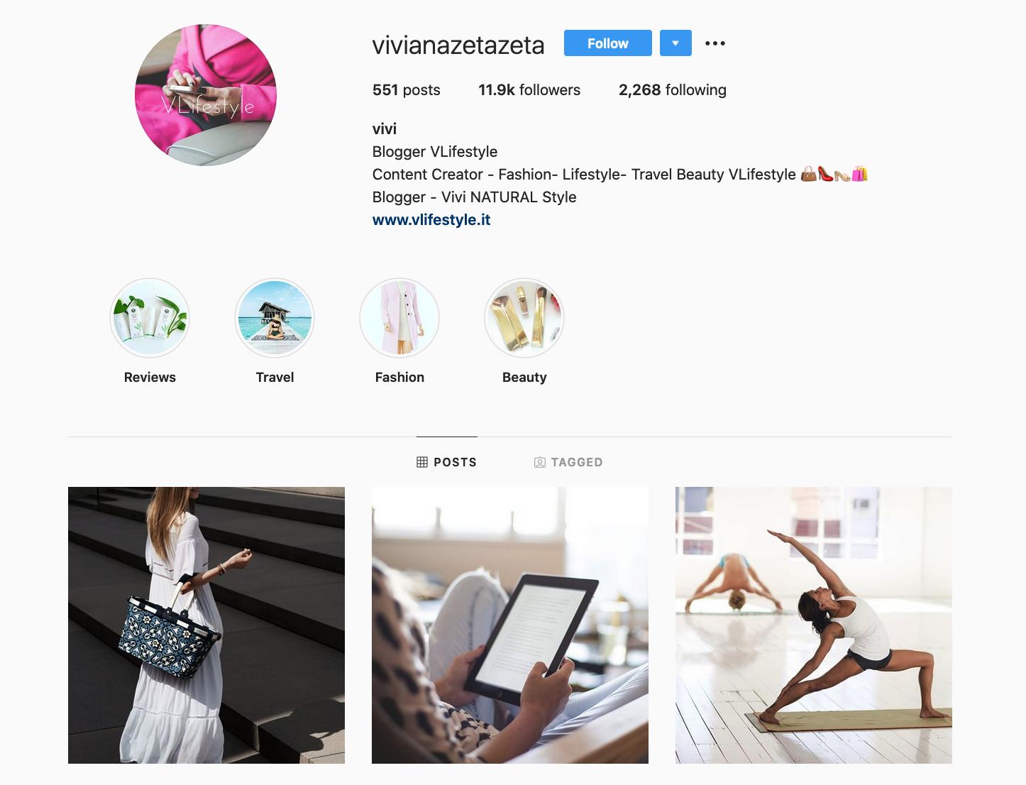 Vivi | Italian Lifestyle Blogger
