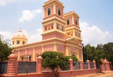 Colonical Heritage of Puducherry