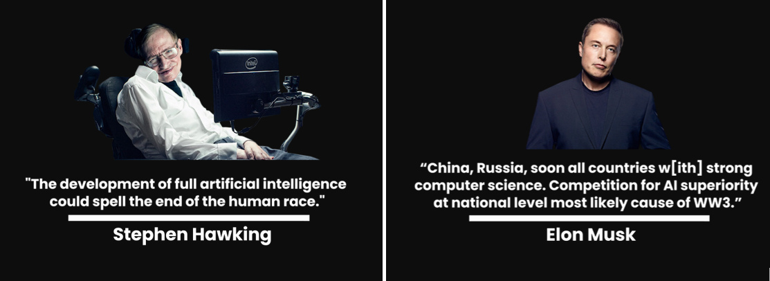 Artificial intelligence Stephen hawking and Elon Musk