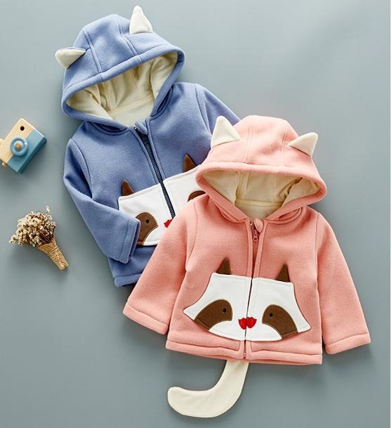 Najpiękniejsze kurtki dla niemowląt  - Sklep dziecięcy online AZUZA.eu 4