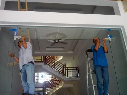Quy trình sửa chữa cửa tự động khoa học tại Vũ Hoàng