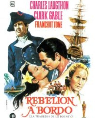 Rebelión a bordo (1935, Frank Lloyd)