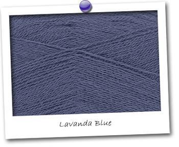 Alpaga 400 Baby - Lavanda Blue