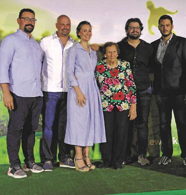 Anuncian la realización del torneo de golf en memoria de Don Marino Ochoa