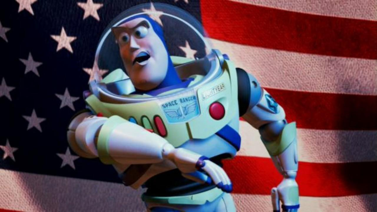 Buzz Lightyear – the space ranger