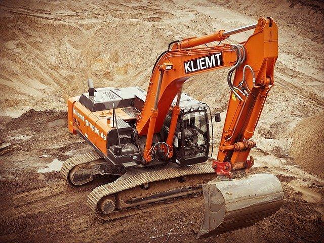 Types of Earthmoving Equipment