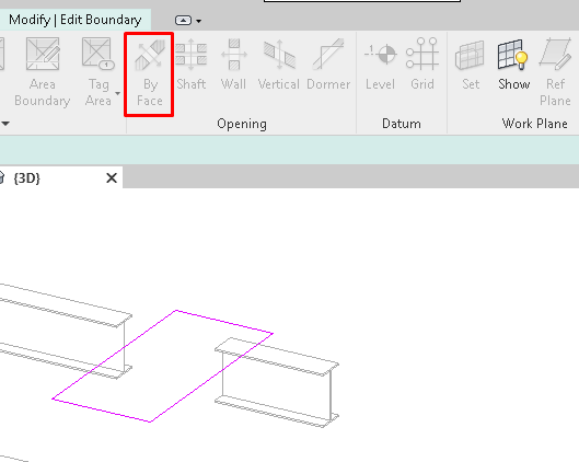 Beams - Modeling and configuration in Revit - Modelical