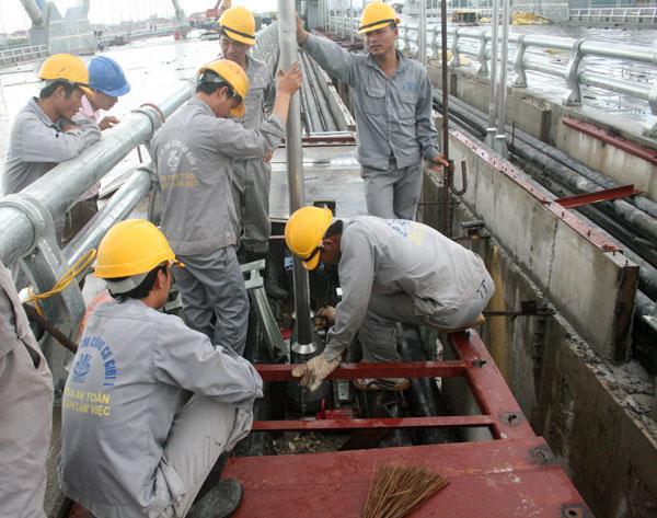 Đồ bảo hộ giúp đảm bảo an toàn lao động tốt hơn