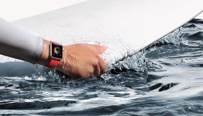 Cách xử lý khi Apple Watch hỏng loa do dính nước
