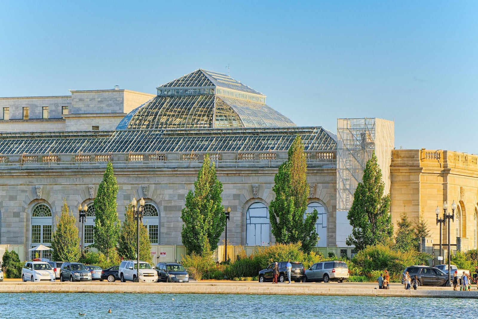United States Botanic Garden Washington, D.C. museums for kids
