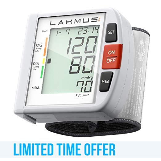 image of Lakmus blood pressure monitor