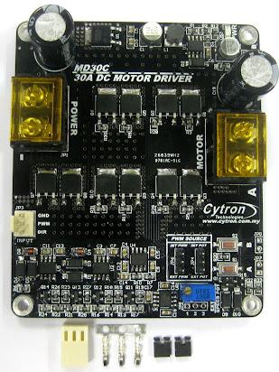 Cytron 30A DC Motor Driver MD30C