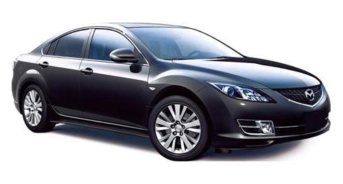 Clé Mazda 6 2012-